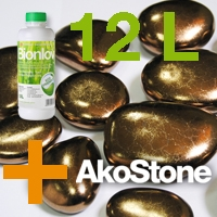"Bionlov® Premium + AKOSTONE ""Old Gold"" Value Pack J"