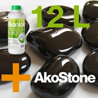 "Bionlov® Premium + AKOSTONE ""Black"" Value Pack G"