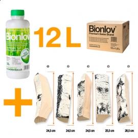 "Bionlov® Premium + AKOWOOD ""Birke gross"" Value Pack K"